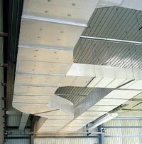 Pre-Insulated Duct Panel