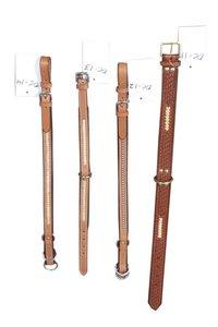 Echo Leather Western Dog Collars