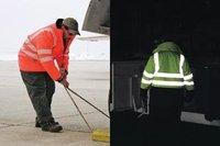 Plain Polyester Safety Jacket