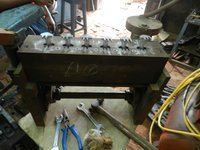 Auto And Traction Pole (End) Strap Mould
