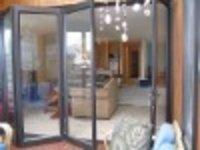 Pvc Folding Door Blt014