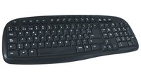 Neosoft Multimedia Keyboard and Optical Mouse PS/2 Combo