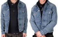 Men Denims Jacket