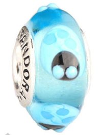 Pandora Sterling Murano Glass Bead