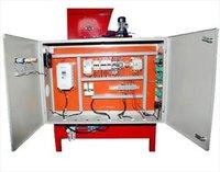 Seed Coating Machine Control Panels
