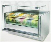 Sapphire-Ice Cream Display Cabinet