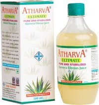 Aloe Vera Fibrous Juice