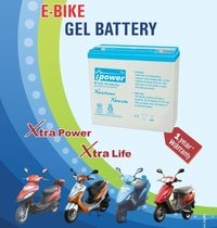 E-Bike Gel Batteries