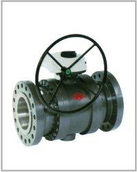 Gear Ball Valve in Wuxi