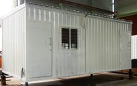 Pre Fabricated Office
