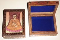 Wooden Jewelery Box