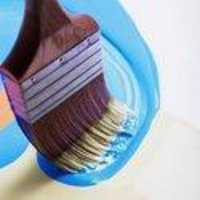Taper Paint Brush
