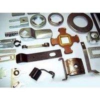 Industrial Sheet Metal Component