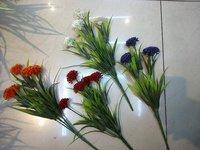5h Grass Bunch Artificial Flower