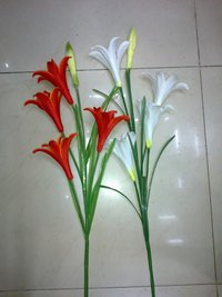 5h Lily Stick Artificial Flowers