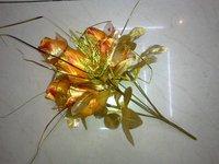 7h Golden Kali Rose Bunch Flower
