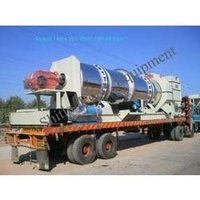 Automatic Asphalt Drum Mix Plant<