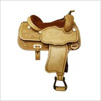 Fully Hand Carve Horse Saddlery