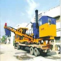 Industrial Asphalt Drum Mix Plant<