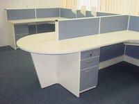 U Shaped Work Station