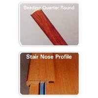 Quarter And Stair Nose Profile Floor Accessories