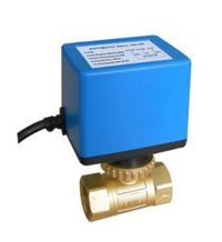 Automatic Ball Valves in Beijing