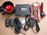 One Key Start Car Alarm System PKE