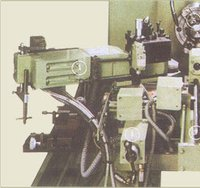 Two Tracer Copy Lathe Machine