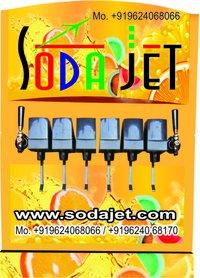 Automatic Soda Hub Machine