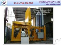 35t Cap. Electro Hydraulic Coil Tilter