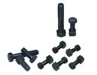 Bolt And Nut For Excavator