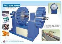 Pvc Plastic Breaded Hose Pipe Plant