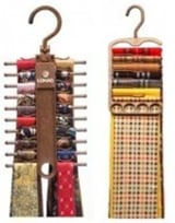 Tie And Scarves Hanger