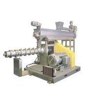 Poultry Feed Extruder Machine