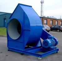Centrifugal Exhaust Air Blower