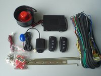 One Way Car Immobilizer System