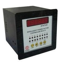 Electronic Power Factor Control Relay