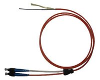 Armored Fiber Optic Patch Cord