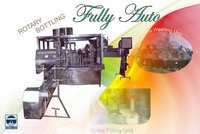 Bottle Rinsing Machine