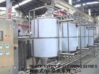 Block Type CIP Cleaning System