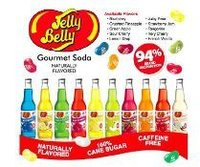 Jelly Belly Gourmet Soda