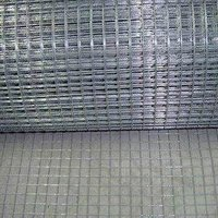 Stainless Steel And Galvanized Welded Wire Mesh