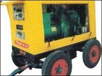 Dc Brushless Diesel Generator Welding Set