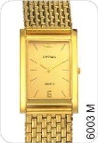 Gold Plated Wrist Watch