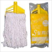 Plastic Handle Dry Mop