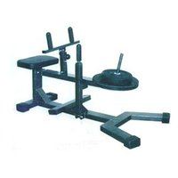 Seated Calf Bench