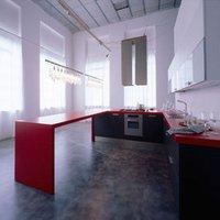 U Shaped Kitchen Furniture in Ahmedabad