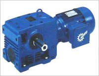 Helical Worm Geared Motors
