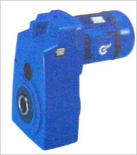 Parallel Shaft Geared Motor