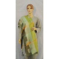 Silk Shaded Woven Shawls